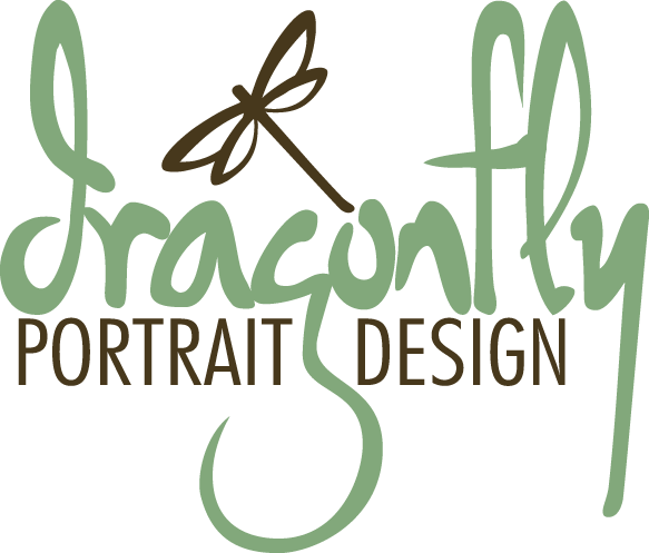 Dragonfly Portrait Design